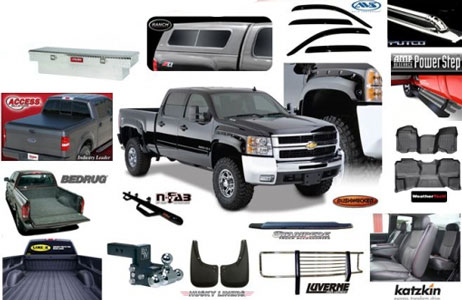 Pick Up Truck Accessories Store Near Me