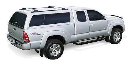 A C&er Shell (also called a Canopy Truck Topper or Truck Cap) is a small housing or rigid canopy used as a pickup truck accessory.  sc 1 st  Lift Suspension Bay Truck Accessories San Francisco & Camper Shells |